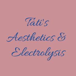 Profile picture of Tati's Aesthetics & Electrolysis
