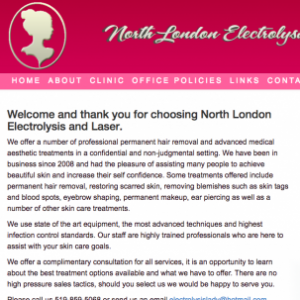 Profile picture of North London Electrolysis and Laser